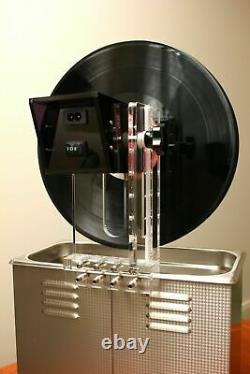 Ultrasons Enregistrement Cleaner Set Complet Nouvelle Arrivée Sur Les Stocks