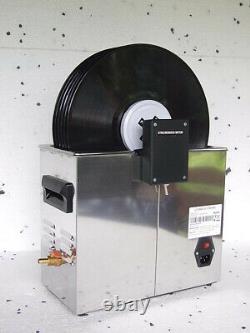 Ultrasons Record Cleaner1 Arc-02 Bricolage À Commande Automatique