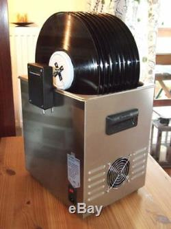 Ultrasons-record-cleaner-diy Puissance Réglable Et Fréquence Variable 10 Dossiers