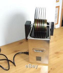 Vinyle Ultrasons Record Cleaner1 Bricolage Arc-02 Avec Entraînement Automatique