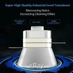 Zokop 6l Qt Cleaner Pièces À Ultrasons Industriel Chauffé Digital